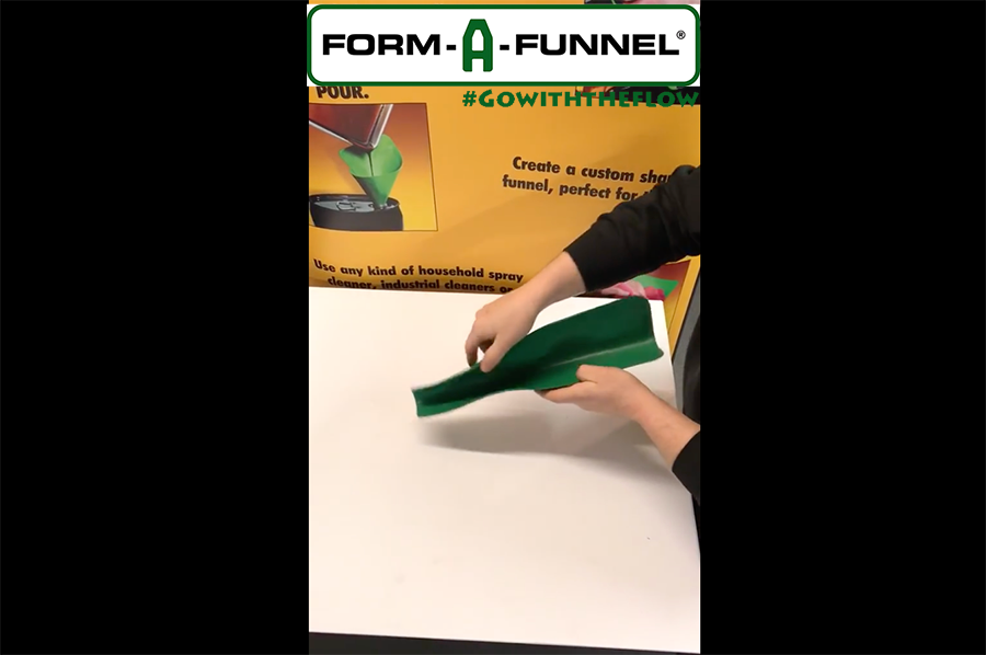 form a funnel how to shape demo